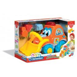 Zabawka Janek Gadający Spychacz 10-36m+ Clementoni 60248