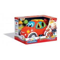 Zabawka Autko Sorter Kształty i Kolory 10m+ Clementoni 60930