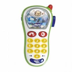 Telefon z aparatem fotograficznym Chicco od 6m+