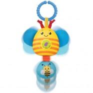 Zawieszka Zwierzaczki Grzeczniaczki 0m+ Smily Play 0223 Pszczółka