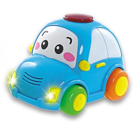 Auto Sterowane z Kierownicą Smily Play 1155