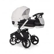 Wózek dziecięcy Riko Expero - Black&White