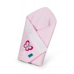 Becik Belisima Motylkowy Obraz różowy