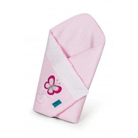 Motylkowy Obraz różowy