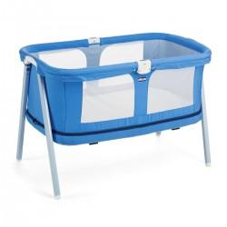 Łóżeczko Chicco LullaGo Zip dwupoziomowe dla dzieci od 0 do 18 miesięcy