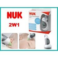 Termometr elektroniczny 2w1 Nuk