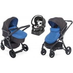 Wózek dziecięcy Chicco Urban Plus Crossover 5w1 Power Blue