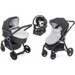 Wózek dziecięcy Chicco Urban Plus Crossover 5w1 Sandshell