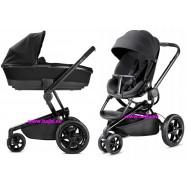 Wózek dziecięcy Quinny Moodd 2w1 Black Devotion