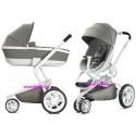 Wózek dziecięcy Quinny Moodd 2w1 Grey Gravel