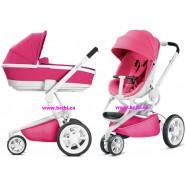 Wózek dziecięcy Quinny Moodd 2w1 Pink Passion