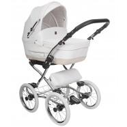 Wózek dziecięcy Tutek Turran Silver Eco Prestige