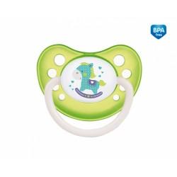 Smoczek uspokajający anatomiczny Canpol 18m+ 23/258 - 1 szt Toys