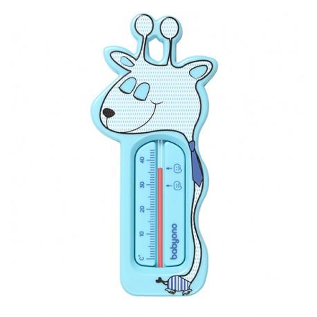 Termometr do kąpieli żyrafa BabyOno 775/01 niebieski