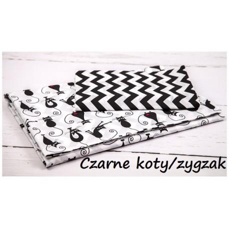 2-el Czarne koty - zygzak