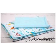 Pościel 2-el Infantilo - Żaglówki niebieskie