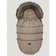 Śpiwór zimowy Cottonmoose Moose 422 - capuccino