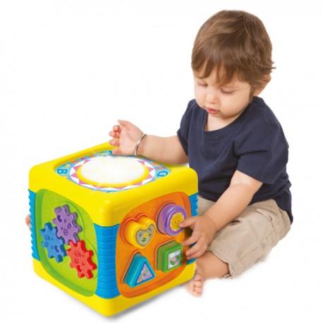 Kostka Centrum Zabawy od 8m+ Smily Play 0741