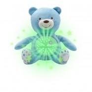 Miś z projektorem od 0m+ Chicco First Dreams - niebieski