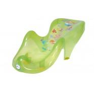 Fotelik leżaczek do kąpieli Tega Baby Aqua - zielony
