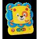 Lwie Zabawki od 12m+ Smily Play 9209