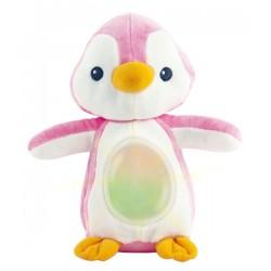 Pluszak Mały Śpioszek Pingwin różowy 0m+ Smily Play 0160G