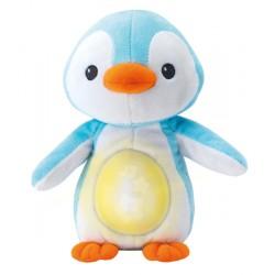 Pluszak Mały Śpioszek Pingwin niebieski 0m+ Smily Play 0160