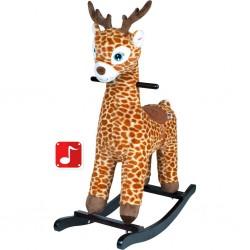 Bujaczek na biegunach PlayTo Żyrafa