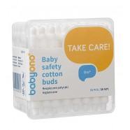 Patyczki higieniczne z ogranicznikiem BabyOno 111 - 56 szt