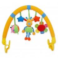 Pałąk do wózka Baby Mix EF-TE-9027-94A Żyrafka