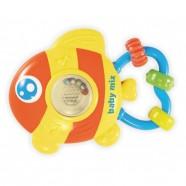 Grzechotka Muzyczna Rybka Baby Mix PL-380042