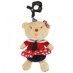 Pozytywka Pluszowa Sailor Girl Baby Mix TK-P-1173-3700