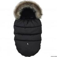Śpiwór zimowy Cottonmoose Moose 422 - czarny