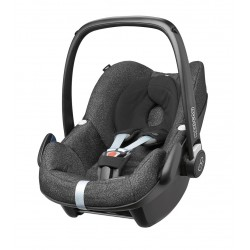 Fotelik Maxi-Cosi Pebble 0-13 kg Triangle Black