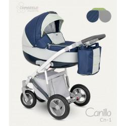 Wózek dziecięcy Camarelo Canillo carbon - Cn-1