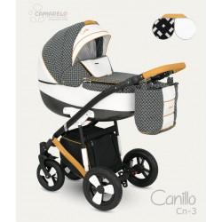 Wózek dziecięcy Camarelo Canillo carbon - Cn-3
