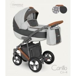 Wózek dziecięcy Camarelo Canillo carbon - Cn-4