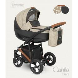 Wózek dziecięcy Camarelo Canillo carbon - Cn-5
