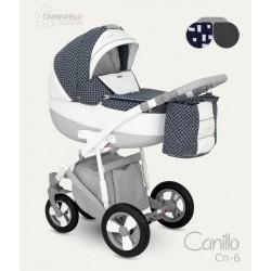 Wózek dziecięcy Camarelo Canillo carbon - Cn-6