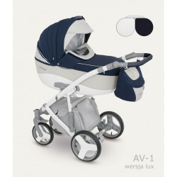 Wózek dziecięcy Camarelo Avenger - Av-1 Lux