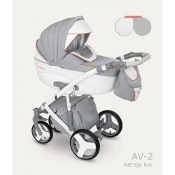 Wózek dziecięcy Camarelo Avenger - Av-2 Lux