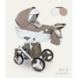 Wózek dziecięcy Camarelo Avenger - Av-3 Lux