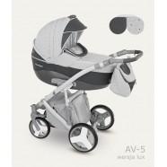 Wózek dziecięcy Camarelo Avenger - Av-5 Lux