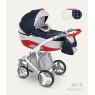Wózek dziecięcy Camarelo Avenger - Av-8 Lux