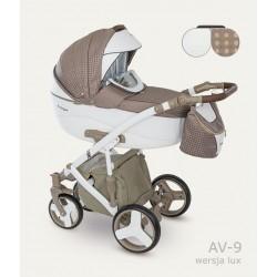 Wózek dziecięcy Camarelo Avenger - Av-9 Lux