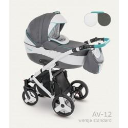 Wózek dziecięcy Camarelo Avenger - Av-12 Standard