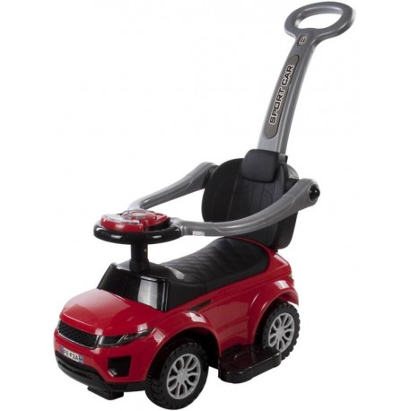 Jeździdło Sun Baby Sport Car J05.016 - czerwony