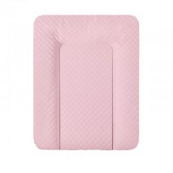 Tapicerka mała miękka WM 50x70 cm Ceba Baby Caro - Różowa