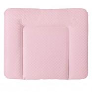 Tapicerka duża miękka WD 85x72 cm Ceba Baby Caro - Różowa