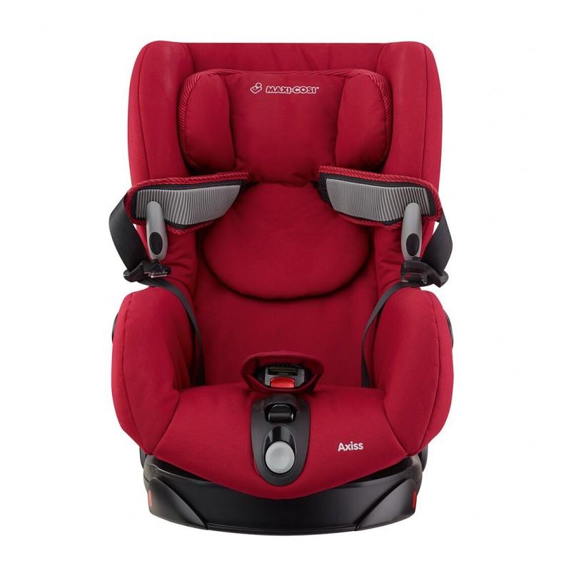 fotelik maxi cosi axiss 9 18 kg vivid red. Black Bedroom Furniture Sets. Home Design Ideas